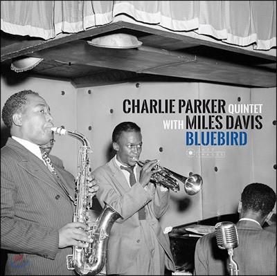 Charlie Parker Quintet (찰리 파커 퀸텟) - Bluebird [LP]