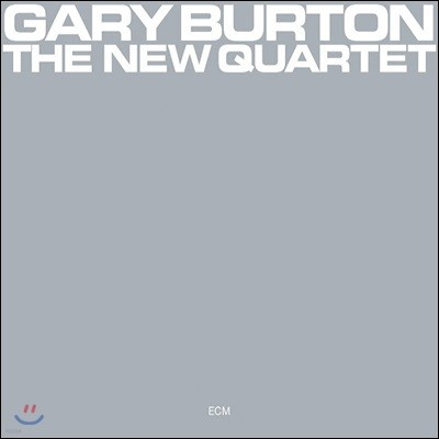 Gary Burton (게리 버튼) - The New Quartet