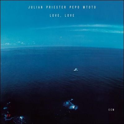 Julien Priester (줄리안 프리스터) - Love, Love