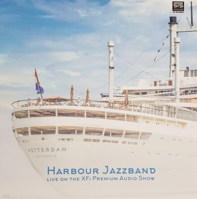 Harbour Jazzband (하버 재즈밴드) - Live On The XFI Premium Audio Show [LP]