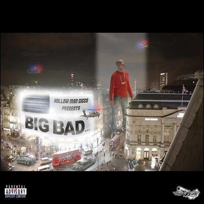Giggs (긱스) - Hollow Man Giggs Presents Big Bad... 정규 5집 [2LP]