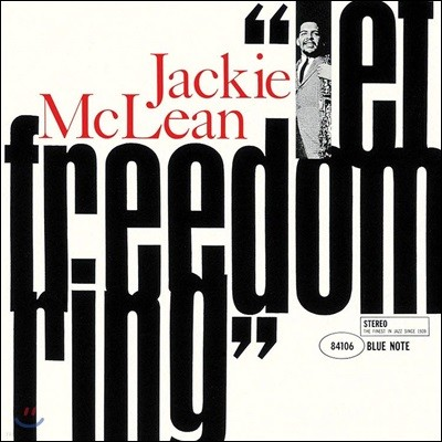 Jackie Mclean (재키 맥린) - Let Freedom Ring
