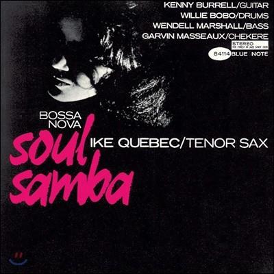Ike Quebec (아이크 퀘벡) - Bossa Nova Soul Samba