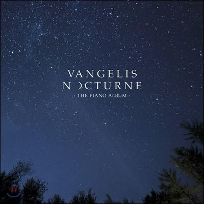 Vangelis 반젤리스: 녹턴 - 피아노로 연주한 반젤리스 작곡의 영화음악 (Nocturne - The Piano Album) [2LP]