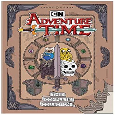 Adventure Time: Complete Series (어드벤쳐 타임)(지역코드1)(한글무자막)(DVD)