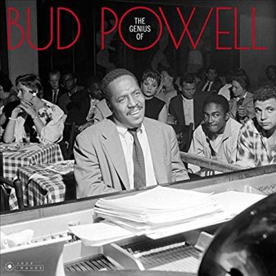 Bud Powell - Genius Of Bud Powell (Ltd. Ed)(Bonus Tracks)(Gatefold)(180G)(LP)