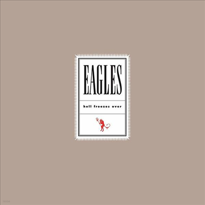 Eagles - Hell Freezes Over (Remastered)(25th Anniversary)(180G)(2LP)