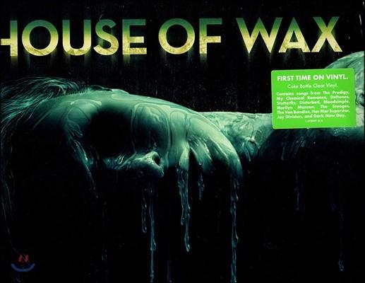 하우스 오브 왁스 영화음악 (House Of Wax OST) [코크 보틀 그린 컬러 2LP]