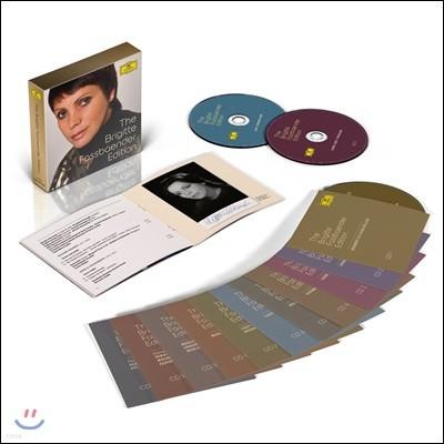 브리기테 파스밴더 DG & Decca 가곡 녹음집 (The Brigitte Fassbaender Edition)