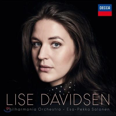 Lise Davidsen 리세 다비드센 - 슈트라우스: 4개의 마지막 노래 / 바그너: 탄호이저 아리아 (Sings Wagner and Strauss)