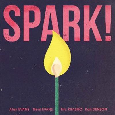Soulive & Karl Denson - Spark! (LP)