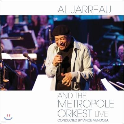 Al Jarreau - Al Jarreau And The Metropole Orkest: Live