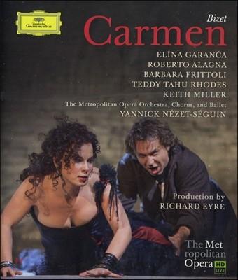 Elina Garanca / Roberto Alagna 비제: 카르멘 (Bizet: Carmen)