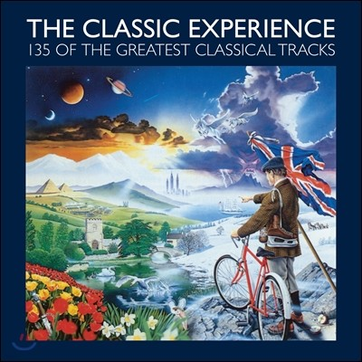 클래식 명곡 135곡 모음집 (The Classic Experience: 135 of The Greatest Classical Tracks)