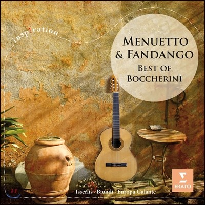 Fabio Biondi 보케리니 베스트 (Menuetto & Fandango: Best of Boccherini)