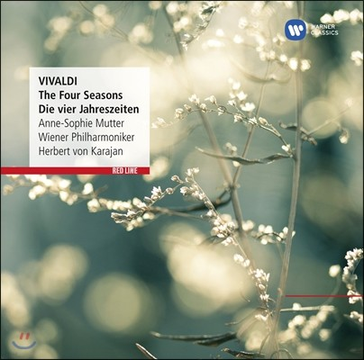 Anne-Sophie Mutter 비발디: 사계 (Vivaldi: The Four Seasons) 안네-소피 무터, 헤르베르트 폰 카라얀