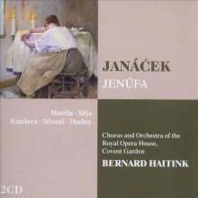 야나첵: 예누파 (Janacek: Jenufa) (2CD) - Karita Mattila