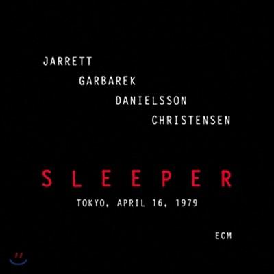Keith Jarrett - Sleeper: Tokyo, April 16, 1979