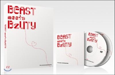 비스트 (Beast) - 1st 아시아 팬미팅 투어 메이킹북 + 2DVD [초회 한정판]