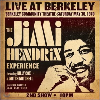 Jimi Hendrix Experience - Live At Berkeley