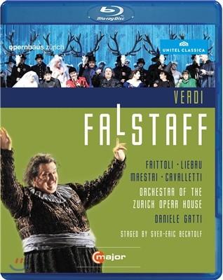 Ambrogio Maestri / Daniele Gatti 베르디: 팔스타프 (Verdi: Falstaff)