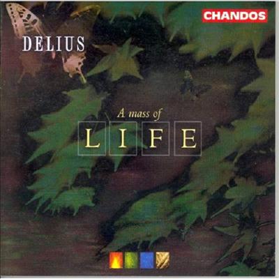 델리어스 : 인생의 미사, 레퀴엠 (Delius : Mass of Life) (2CD) - Richard Hickox