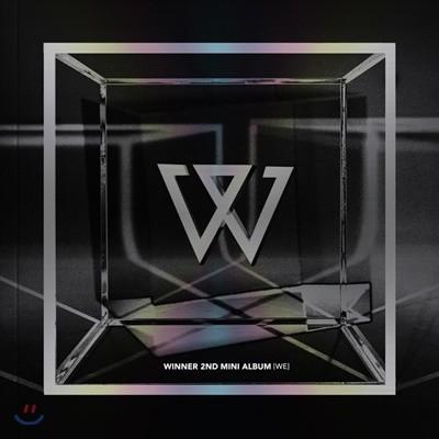 위너 (WINNER) - 미니앨범 2집 : WE [Black ver.]