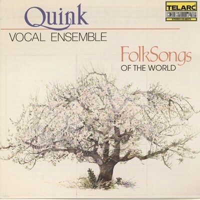 Quink Vocal ensemble  -  Folk Songs Of The World