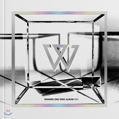 위너 (WINNER) - 미니앨범 2집 : WE [White ver.]