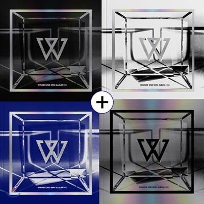 위너 (WINNER) - 미니앨범 2집 : WE [SET]