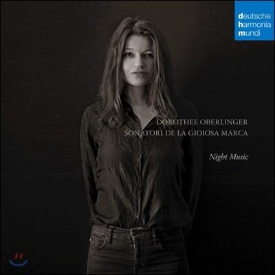 Dorothee Oberlinger 나이트 뮤직 (Night Music)