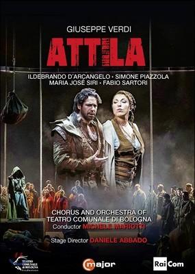 Ildebrando D´Arcangelo 베르디: 아틸라 (Verdi: Attila)