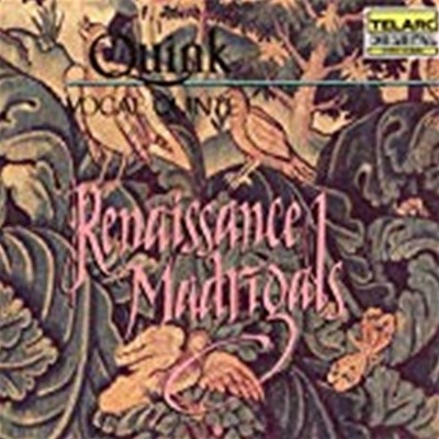 Quink Vocal Ensemble - Renaissance Madrigals