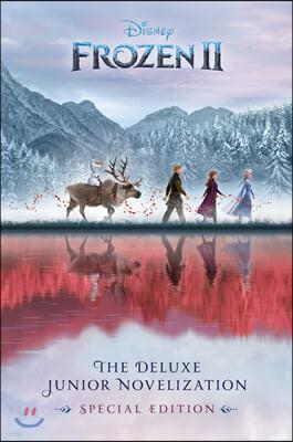 Frozen 2: The Deluxe Junior Novelization 디즈니 겨울왕국 2 공식 주니어 소설