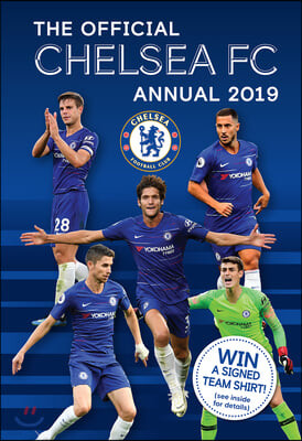 The Official Chelsea FC Annual 2020