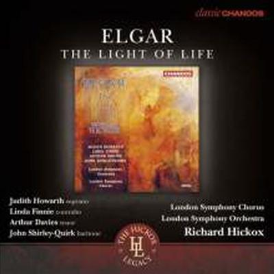 엘가: 오라토리오 '생명의 빛' (Elgar: The Light Of Life Op.29)(CD) - Richard Hickox