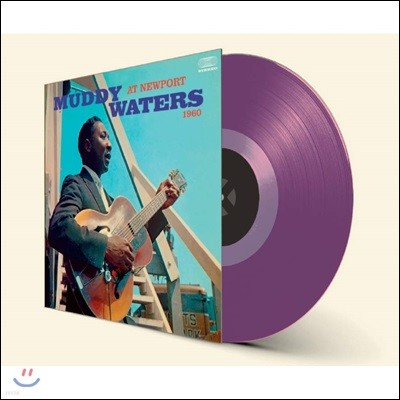 Muddy Waters - At Newport 1960 머디 워터스 라이브 [퍼플 컬러 LP]