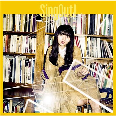 Nogizaka46 (노기자카46) - Sing Out! (CD+Blu-ray) (초회생산한정반 A)