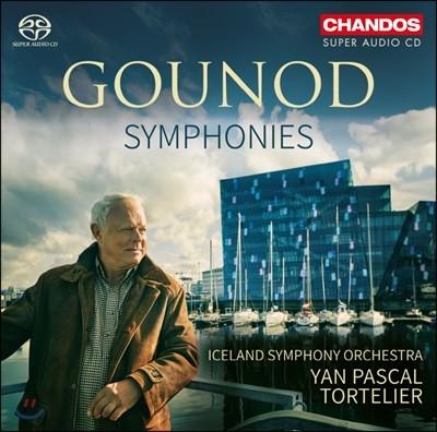 Yan Pascal Tortelier 샤를 구노: 교향곡 1, 2번 (Gounod: Symphonies)