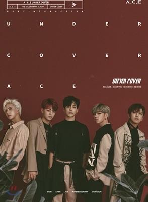 에이스 (A.C.E) - 미니앨범 2집 : Under Cover