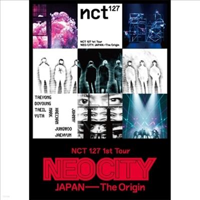 엔시티 127 (NCT 127) - 1st Tour 'Neo City : Japan - The Origin' (지역코드2)(2DVD)