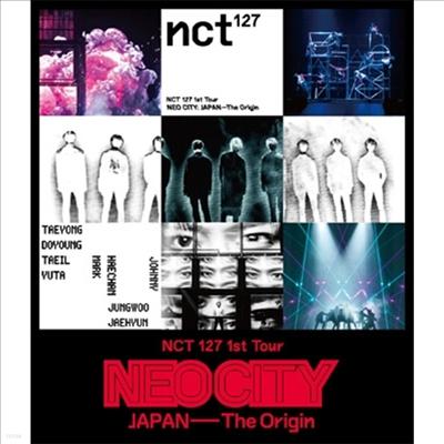 엔시티 127 (NCT 127) - 1st Tour 'Neo City : Japan - The Origin' (Blu-ray)(Blu-ray)(2019)