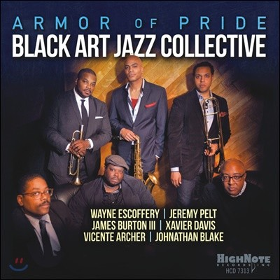 Black Art Jazz Collective (블랙 아트 재즈 컬렉티브) - Armor of Pride