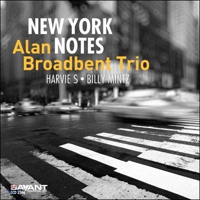 Alan Broadbent Trio (알란 브로드벤트 트리오) - New York Notes