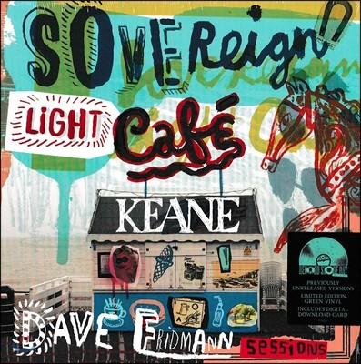 Keane (킨) - Sovereign Light Cafe [7인치 그린 컬러 LP]