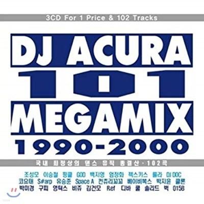 DJ Acura 101 Mega Mix