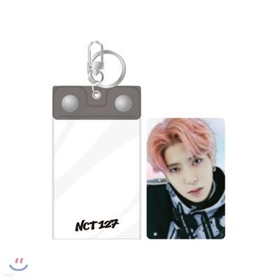 NCT 127 [SUPER HUMAN] - 포토키링+홀로그램카드SET [재현]