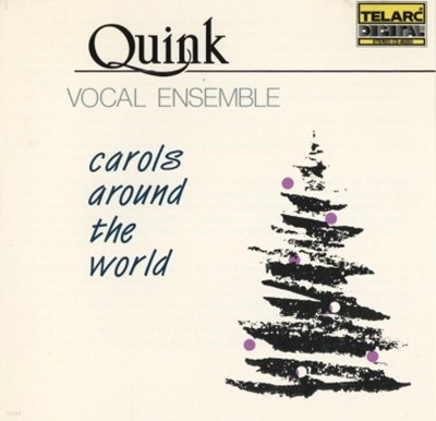 QUINK VOCAL ENSEMBLE - Carols Around the World