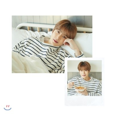 NCT 127 [2019 SUMMER VACATION KIT] - 엽서+폴라로이드SET [재현]