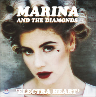 Marina And The Diamonds - 2집 Electra Heart [Deluxe Edition]